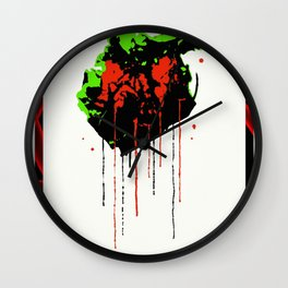 Romeo And Juliet - v.1 Love's Burden Wall Clock