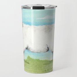 Don't be Sheepish! Travel Mug