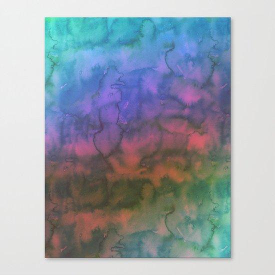 Waterscape 005 Canvas Print