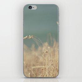 Goat Beach Grass   iPhone Skin