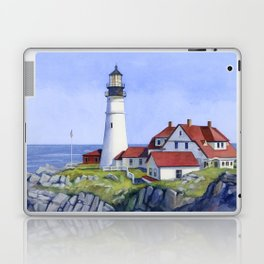 Portland Head Lighthouse Laptop & iPad Skin