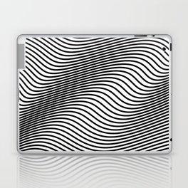Bold Minimal Lines Laptop & iPad Skin