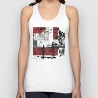 jazz Tank Tops featuring jazz by onoff mode