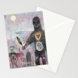 Ghosts of the Forest Stationery Cards