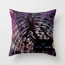 Test Print Series 002 Throw Pillow