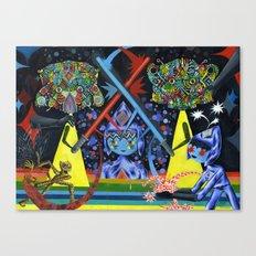 Principe Espaditas Canvas Print