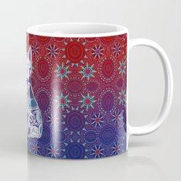 Touchy Catty Coffee Mug