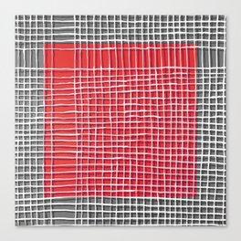 Left - gray Canvas Print