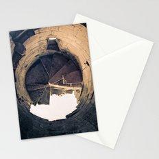 Shattered Spiral Stationery Cards