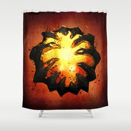 Immortality! Shower Curtain