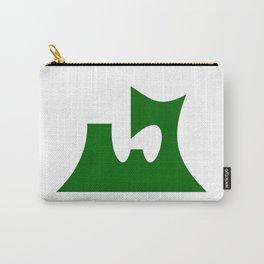 aomori region flag japan prefecture Carry-All Pouch