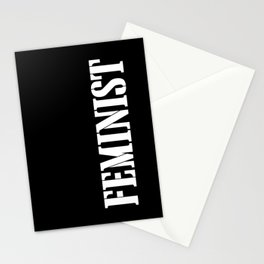 Feminist Stationery Cards