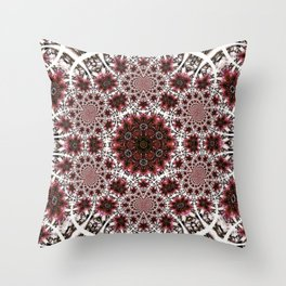 Strawberry Jam And Toast Throw Pillow