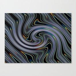 Light colors Canvas Print