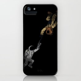 In to the Deep iPhone Case