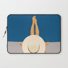 At The Ocean Laptop Sleeve