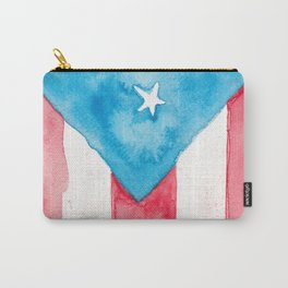 Puerto Rico Watercolour Carry-All Pouch