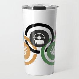 Zombie rings! Travel Mug