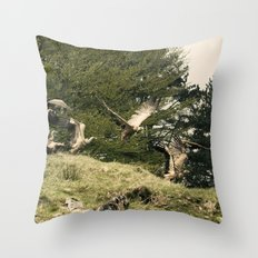 Putreak Throw Pillow
