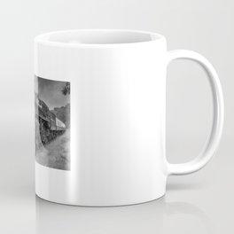 Steam tran, mono image Coffee Mug