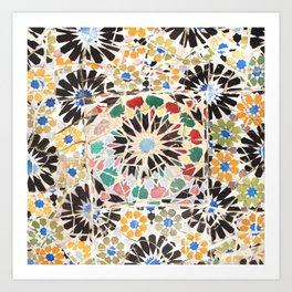 Mosaic No.12 Art Print