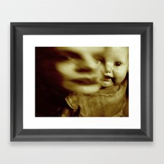 Spectre Framed Art Print