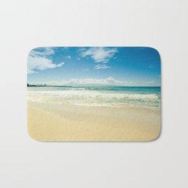 Kapalua Beach Honokahua Maui Hawaii Bath Mat