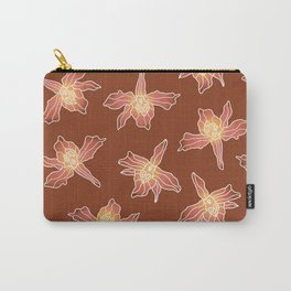 Amber Honohono Orchid Carry-All Pouch