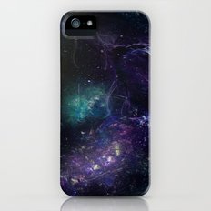 Box of Galaxies iPhone (5, 5s) Slim Case