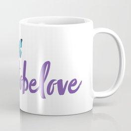 #daretobelove Coffee Mug