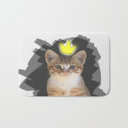 Lord of the Purr Bath Mat