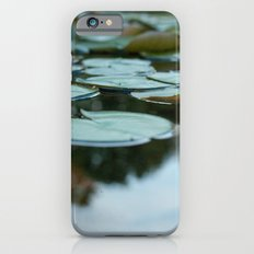 lily pads Slim Case iPhone 6s