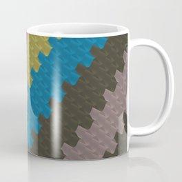 Colorful Zigzag Pattern Coffee Mug