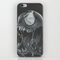 venom iPhone & iPod Skins featuring venom by Dan Solo Galleries