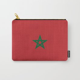 Flag of Morocco Carry-All Pouch