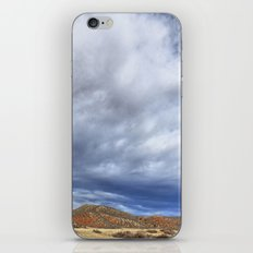 Red Mountain Open Space iPhone & iPod Skin