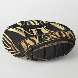 Gatsby Floor Pillow