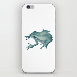 Froggy iPhone Skin