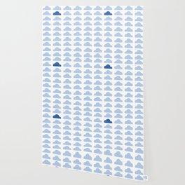 Cloudy Day Pattern 2 Wallpaper