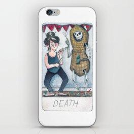 The Solipsist Tarot | XIII - Death iPhone Skin