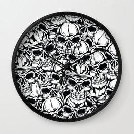 Pirate - Black - Pirate Wall Clock