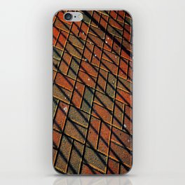 Brickline iPhone Skin