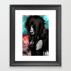 Angel Redone  Framed Art Print