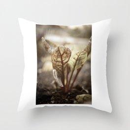 PLANT Throw Pillow