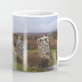 Sacred Four Coffee Mug