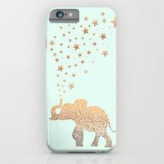 ELEPHANT - GOLD MINT iPhone 6s Slim Case