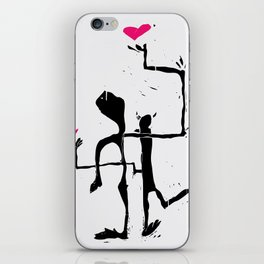 love lam iPhone Skin