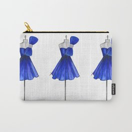 Big Bow Fashion illustration  !! Carry-All Pouch