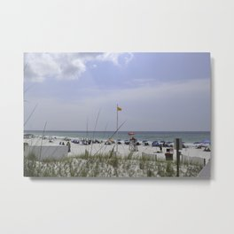 Moderate Current Metal Print