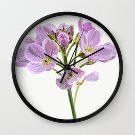 Polar Cress Wall Clock
